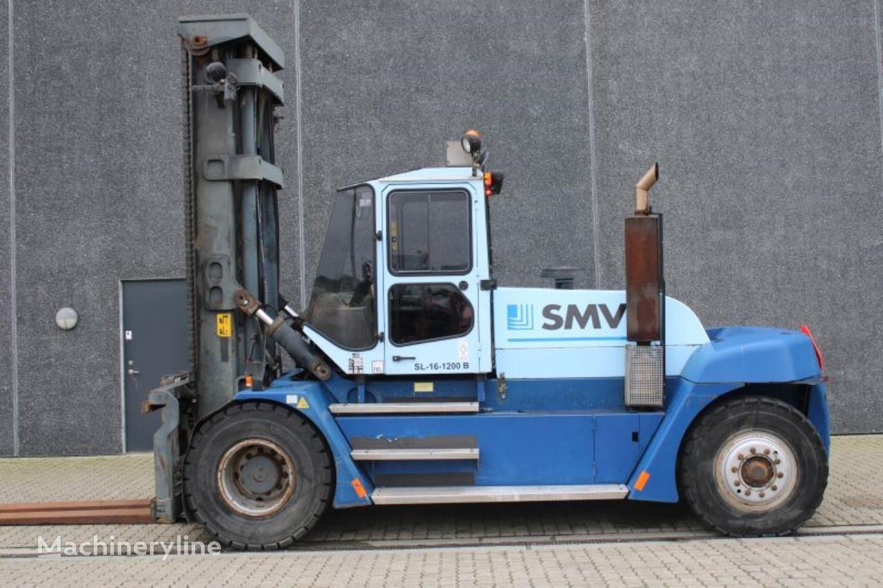 chariot porte-conteneur SMV Konecranes SL16-1200B