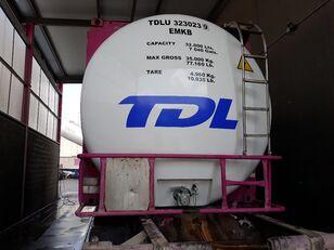 conteneur citerne 20 pieds INDOX - CM-IMO-4/4/2/C