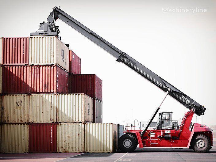 reach stacker KALMAR DRU450-62S5X Ofic.Importer, navchannya/Garantiya/obslugovuvannya/kre neuf