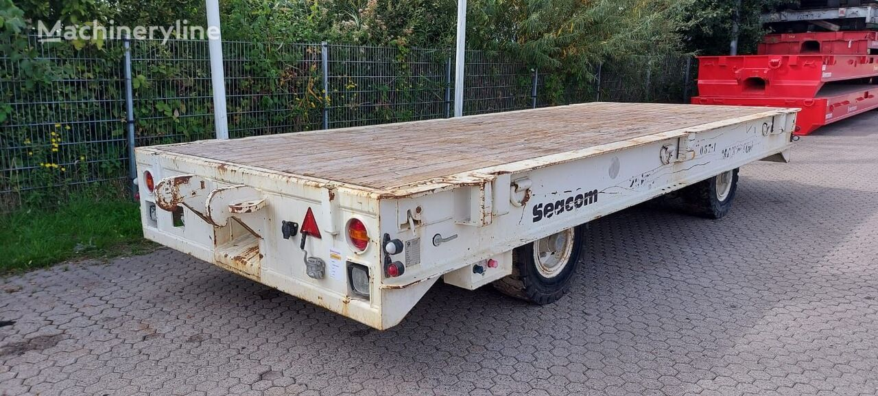 remorque industrielle SEACOM RT 20 / 25