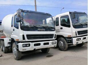 camion malaxeur ISUZU