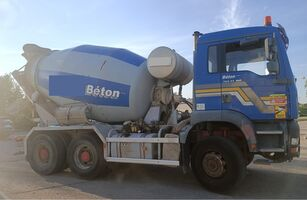 camion malaxeur MAN TGA 33.360