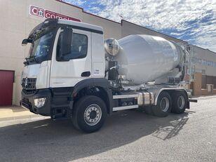 camion malaxeur MERCEDES-BENZ Arocs 3540
