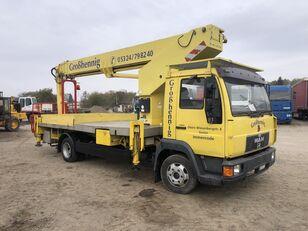 camion nacelle MAN L200 Anton Rutmann T310 (31m GERMANY) 200 кг Свіжа!