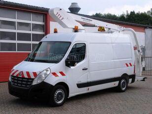 camion nacelle RENAULT MASTER 125 DCI Emelőkosaras Furgon Aerial Elevateur 111F 11M