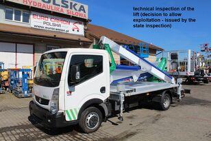camion nacelle RENAULT Maxity 25 m Multitel MX250