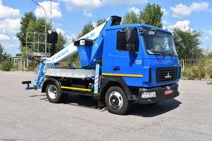 camion nacelle Socage T318 на шасси МАЗ-4371N2 (в наличии) neuf