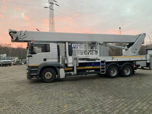 camion nacelle WUMAG WT530 podnośnik koszowy