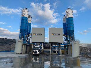 centrale à béton FABO POWERMIX-200 STATIONARY CONCRETE BATCHING PLANT neuve