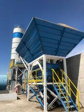 centrale à béton PROMAX Compact Concrete Batching Plant C60-SNG-PLUS (60m3/h) neuve