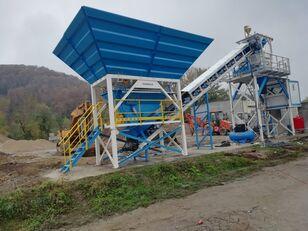 centrale à béton PROMAX Compact Concrete Batching Plant PROMAX C60-SNG PLUS (60m³/h) neuve