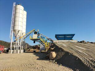 centrale à béton PROMAX M60-SNG  Mobile Concrete Batching Plant  (60m3/h) neuve