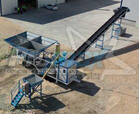 centrale à béton PROMAX Mobile Concrete Batching Plant M35-PLNT (35m3/h) neuve
