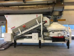 centrale à béton SUMAB Scandinavian Quality! Economy Class K-10 (Pan mixer 750 \ 500 L) neuve