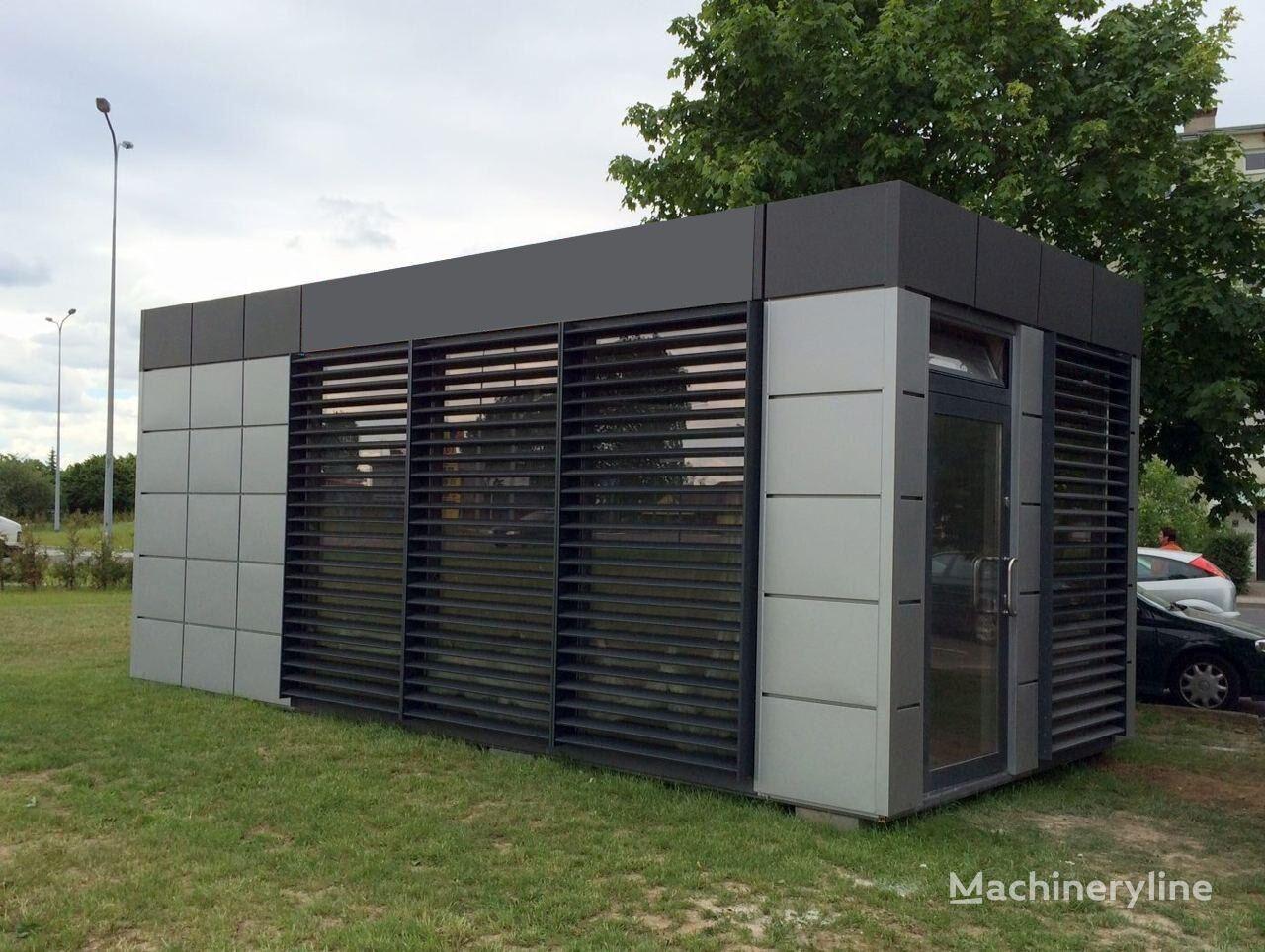 conteneur bureau IDEX Office Container, SKLEP, KIOSK, BIURO MOBILNE, SHOP, PAVILI neuf