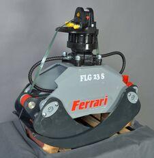 grue mobile FERRARI Holzgreifer FLG 23 XS + Rotator FR55 F