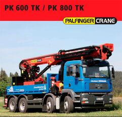 grue mobile PALFINGER PK 800 TK