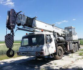 grue mobile Bumar  sur châssis TATRA T 815  AD28 CKD