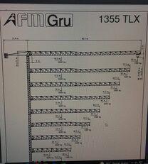 grue à tour FMGru TLX 1355