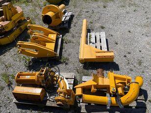 machine de forage BAUER CFA / SOB / FDP