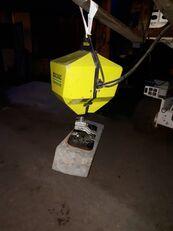 machine de pose de pavés OPTIMAS PROBST HUNKLINGER AL VAC