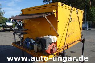 machine pour scellement de fissures OLETTO 2m³ Thermo Asphalt Container Hot Box H02 wie A.T.C. / HMB