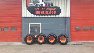pelle sur pneus Tianli single tires 600/50x22.5