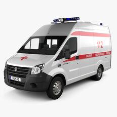 ambulance GAZ B TYPE GAZelle NEXT AMBULANCE WİTH FULL EQUİPMENT neuve