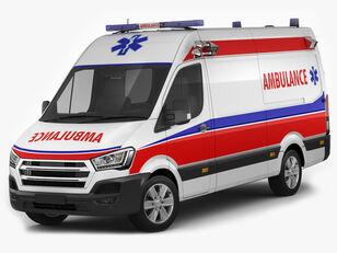 ambulance HYUNDAI H 350 neuve