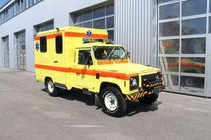ambulance LAND ROVER Defender 130 TD
