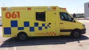 ambulance MERCEDES-BENZ SPRINTER 319